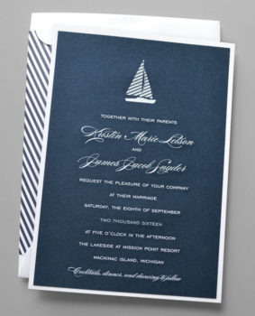 Bar and Bat Mitzvah Invitations