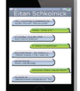 Cell Phone Text Invitations – Bar Mitzvah Invitation