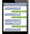 Cell Phone Text Invitations - Bar Mitzvah Invitation