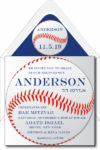 Anderson - Baseball Invitation