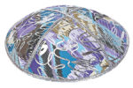 Montage Leather Kippah