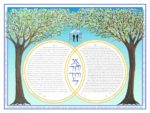 2-gether Wedding Ring Male – Ketubah