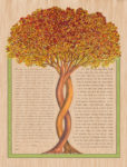 Always Forever Tree - Ketubah