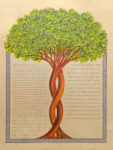 Intertwining Tree - Ketubah