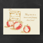 Sweet Greetings - Jewish New Year Card