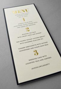 Custom Wedding Bar Mitzvah and Bat Mitzvah Invitations Cohen