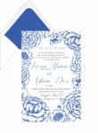 Vintage Roses - Wedding Invitation