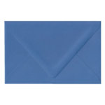 Adriatic Blue | Blank Color Envelopes‎