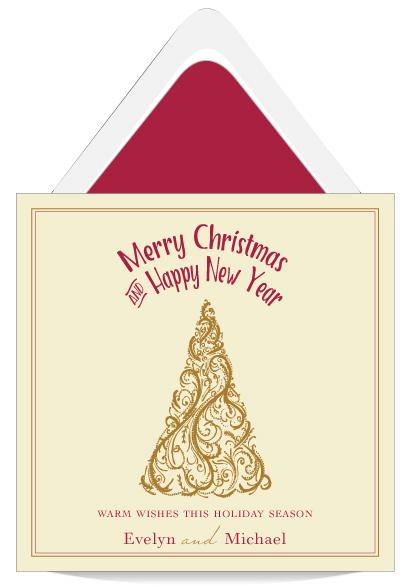 Warm Wishes Holiday Cards Custom Weddinginvitation Bar Mitzvah